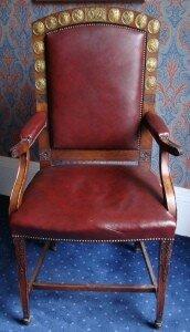 Deacon-Convener's Chair, 1799